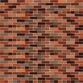 Arrière-plan transparent brickwall — Vecteur