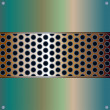 Abstract dots background — Stockfoto