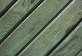 Wooden panels, fence — Stock Photo