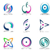 Design elements set. — Stock Vector