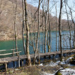 Stock Photo: Plitvice