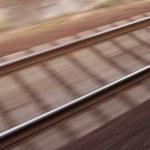 Blurred Railway — Stock Photo #2825181
