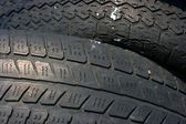 Tyre — Stock Photo