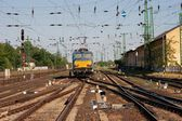 鉄道 — ストック写真