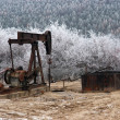 Stock Photo: Oil well