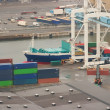 Stock Photo: Port