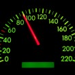 Speedometer — Stock Photo #3665402