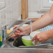 Stock Photo: Dishes