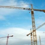 Cranes — Stock Photo #3736508