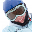 Skier — Stock Photo #3788220