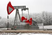 Oil Well — Stock Photo
