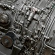 Stock Photo: Engine