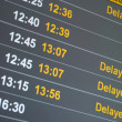 Delayed — Stock Photo #3888761