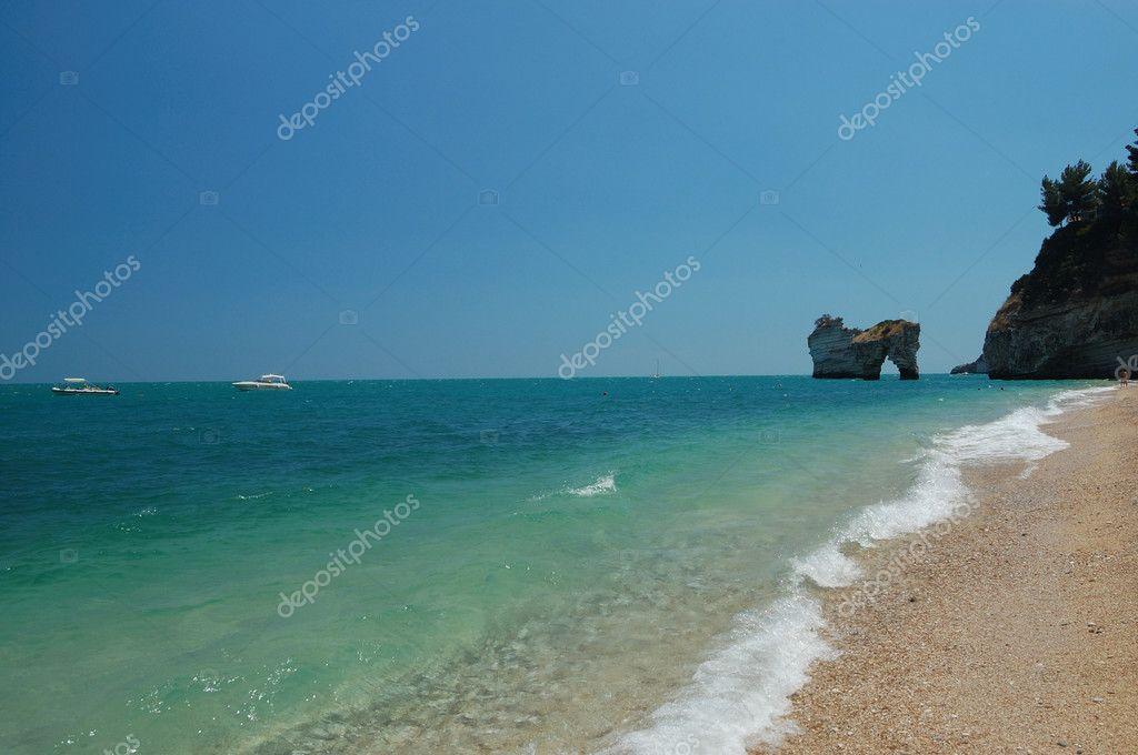 意大利海滩风景