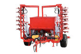 Red seeder — Stock Photo