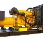 Generator — Stock Photo #3560692