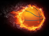Basketball Ball — Stock Photo
