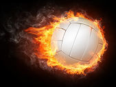 Volleyball Ball — Fotografia Stock