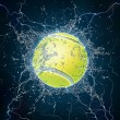 Tennis Ball — Stock Photo #3768648