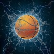 Basketball Ball — Stock Photo #3768652