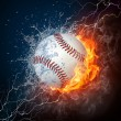 Baseball Ball — Stock Photo #3768757