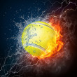 Tennis Ball — Stock Photo