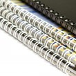 Stock Photo: Notebooks
