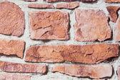 Decorative brick wallpaper — Стоковое фото