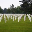 Stock Photo: World War Cemetery