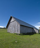 Old Austrian Stable — Stock Photo