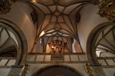 Austrian Gothic Church — Stock Photo