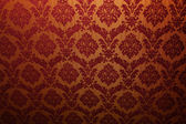 Ancient fabric with patterns — Stock Photo