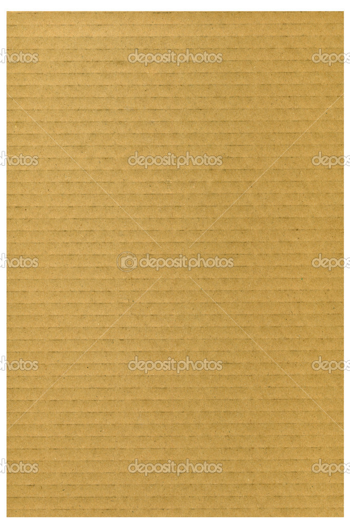 Background made of a closeup of brown cardboard  Stock Photo #3846523