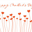 Happy Mother's Day — Image vectorielle