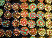 Vynikající barevné sladkosti — Stock fotografie
