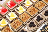 Delicious sweets — Stock Photo