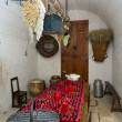 Stock Photo: Kitchen in castle of Chenonceau 1