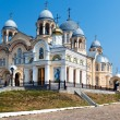Verhoturie.Man's Piously-Nikolaev monastery 1 — Stock Photo