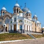 Verhoturie.Man's Piously-Nikolaev monastery 1 — Stock Photo