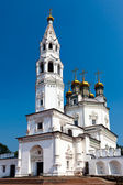 Belltower of the Piously-Troitsk cathedral 1 — Stock Photo