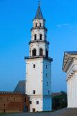 невьянская башня пизанская башня — Стоковое фото