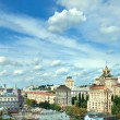 Stock Photo: Kyiv center cityscape