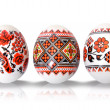 Royalty-Free Stock Photo: Color easter eggs