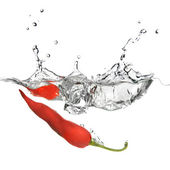 Red pepper — Stock Photo