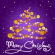 Christmas greeting card — Stock Photo #3020131