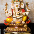 Statue of Ganesha - Stok fotoraf