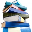Pile of books - Foto Stock