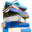 Pile of books - Stockfoto