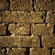 Grunge old bricks wall texture — Stock Photo #3384289