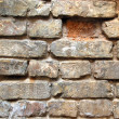 Old bricks wall texture — Stock Photo #3384373